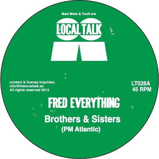 Fred Everything альбом Brothers & Sisters / Legacy