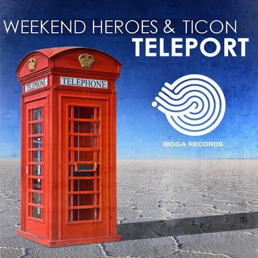 Ticon альбом Teleport