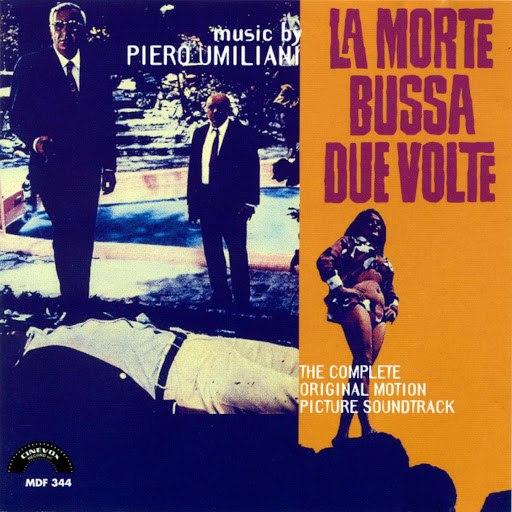 Piero Umiliani альбом La morte bussa due volte (Original Motion Picture Soundtrack)