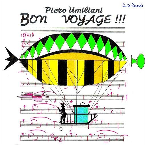 Piero Umiliani альбом Bon Voyage!!!
