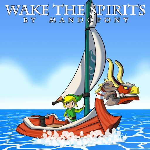 MandoPony альбом Wake the Spirits