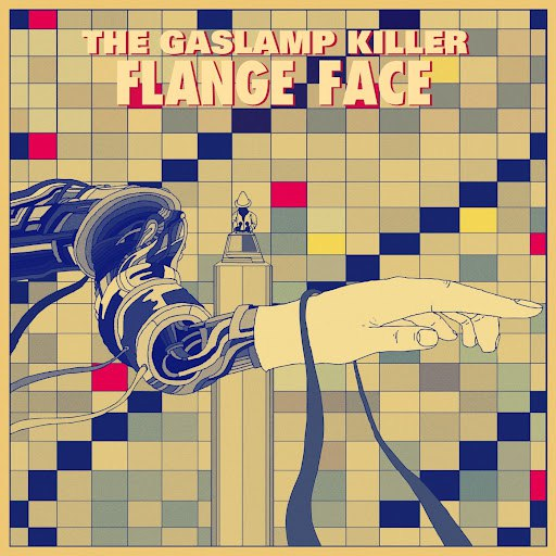 The Gaslamp Killer альбом Flange Face / Seven Years of Bad Luck for Fun