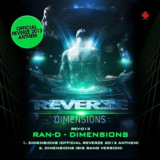 Ran-D альбом Dimensions (Reverze 2013 Anthem)