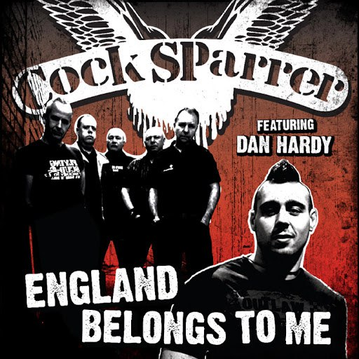Cock Sparrer альбом England Belongs To Me (Dan Hardy Version)