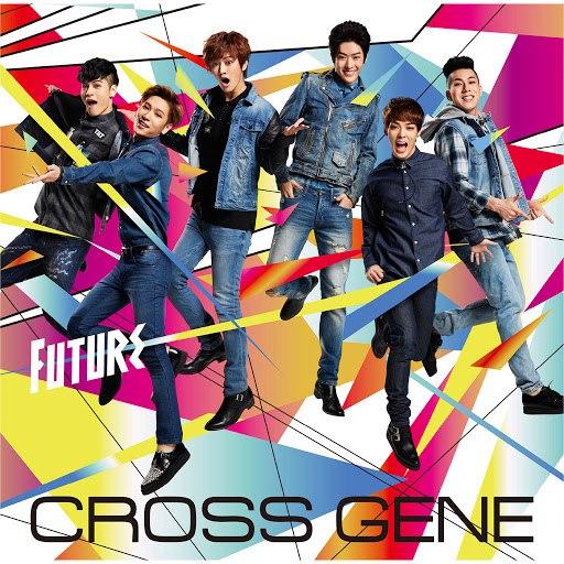 CROSS GENE альбом Future
