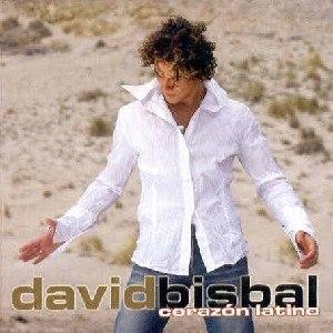 David Bisbal альбом Corazón Latino