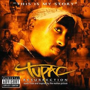 2Pac альбом Tupac: Resurrection