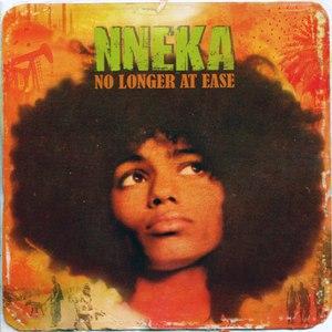 Nneka альбом No Longer At Ease