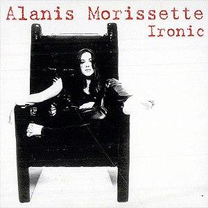Alanis Morissette альбом Ironic