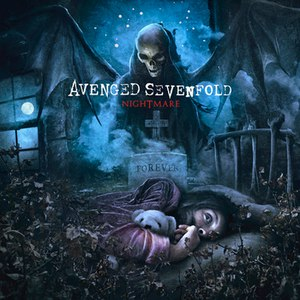 Avenged Sevenfold альбом Nightmare (Deluxe Version)