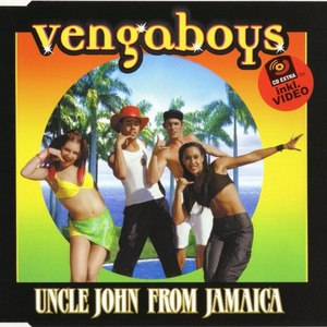 Vengaboys альбом Uncle John From Jamaica