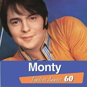 Monty альбом Monty Tendres Années 60