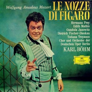 Wolfgang Amadeus Mozart альбом Mozart: Le nozze di Figaro