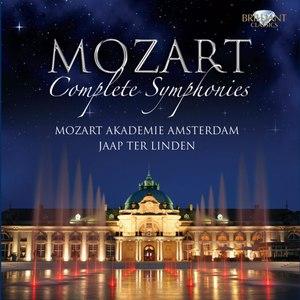 Wolfgang Amadeus Mozart альбом Mozart: Complete Symphonies