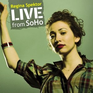 Regina Spektor альбом Live From Soho EP