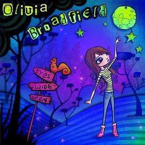 Olivia Broadfield альбом Eyes Wide Open