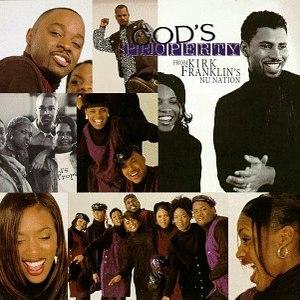 Kirk Franklin альбом God's Property