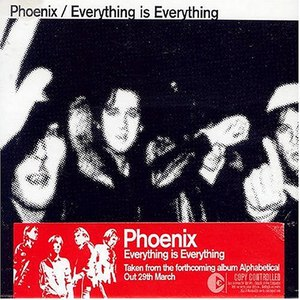 Phoenix альбом Everything Is Everything