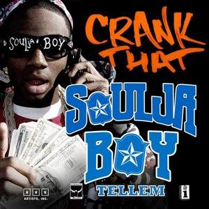 Soulja Boy альбом Crank That (Soulja Boy)