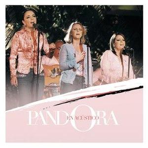 Pandora альбом En Acustico