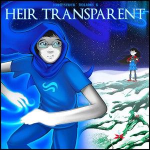 Homestuck альбом Homestuck, Volume 6: Heir Transparent
