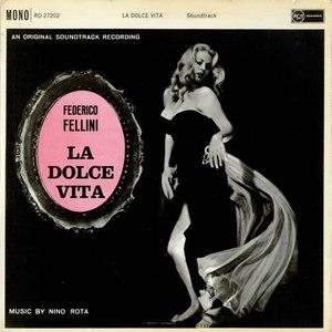 Nino Rota альбом La Dolce Vita