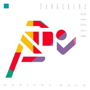 Tangerine Dream альбом Optical Race