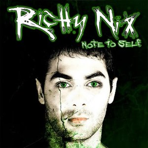 Richy Nix альбом Note to Self