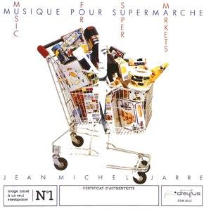 Jean Michel Jarre альбом Music for Supermarkets