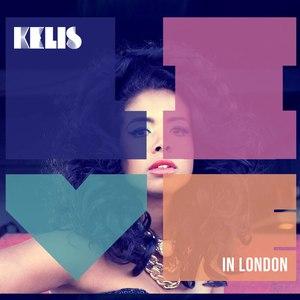 Kelis альбом Live in London
