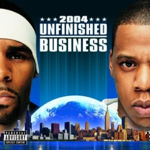 R. Kelly альбом Unfinished Business