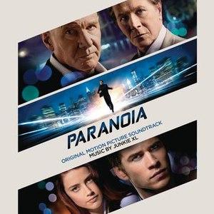 Junkie XL альбом Paranoia (Original Motion Picture Soundtrack)