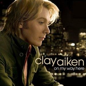Clay Aiken альбом On My Way Here