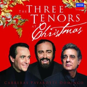 Luciano Pavarotti альбом The Three Tenors At Christmas