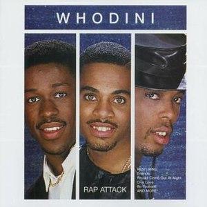 Whodini альбом Rap Attack