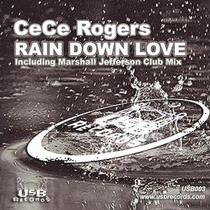 Ce Ce Rogers альбом Rain Down Love