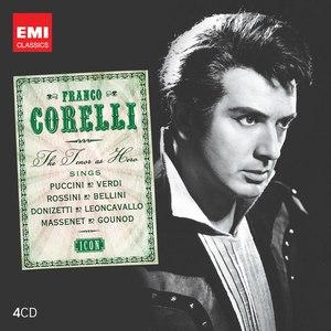 Franco Corelli альбом Icon: Franco Corelli