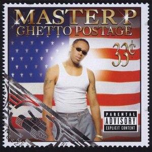 Master P альбом Ghetto Postage