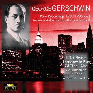 George Gershwin альбом Instrumental Works for the Concert Hall