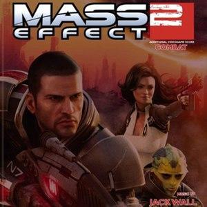 Jack Wall альбом Mass Effect 2: Combat