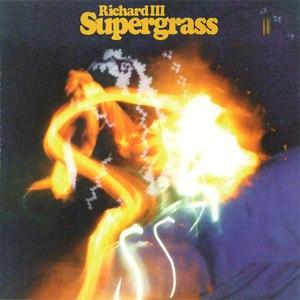 Supergrass альбом Richard III