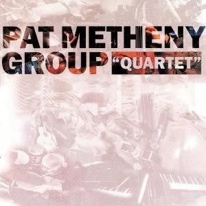 Pat Metheny альбом Quartet