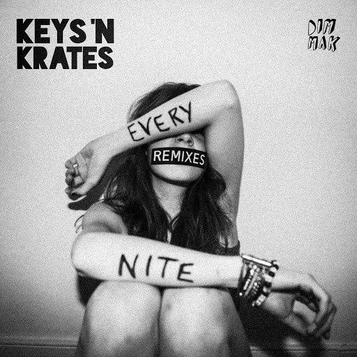 KEYS N KRATES альбом Every Nite (The Remixes)