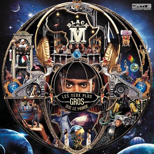 Black M альбом Les yeux plus gros que le monde