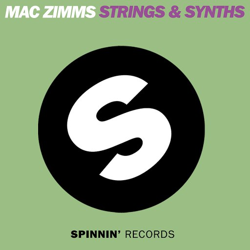 Mac Zimms альбом Strings & Synths