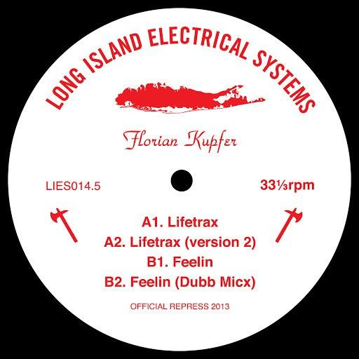 Florian Kupfer альбом Lifetrax
