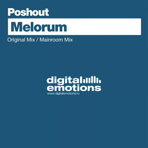 Poshout альбом Melorum