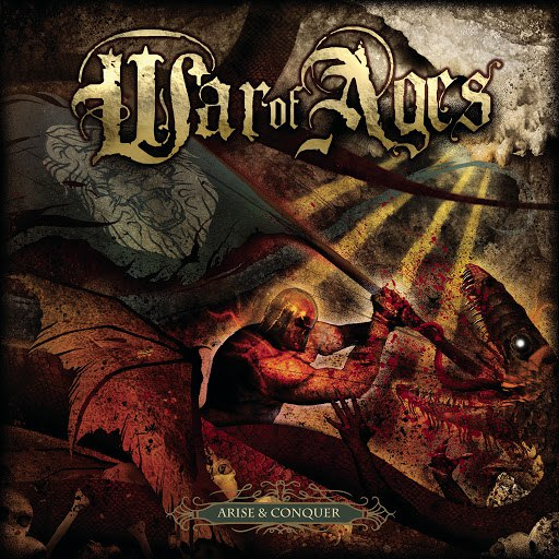 War Of Ages альбом Arise And Conquer