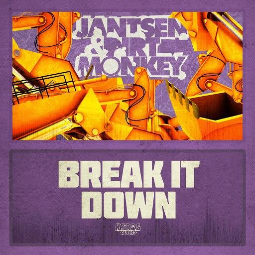 Jantsen альбом Break It Down
