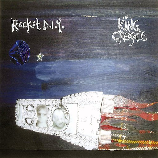 King Creosote альбом Rocket D.I.Y.